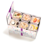 Geschenk Snackbox Tropical Mix