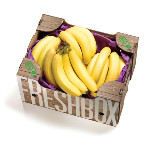 Bio Fairtrade Bananen Box