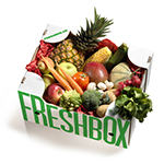 Vegetable and fruit box